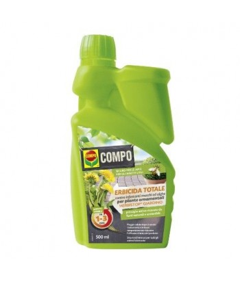 Compo Herbistop PFnPE Diserbante Totale Biologico 500ml