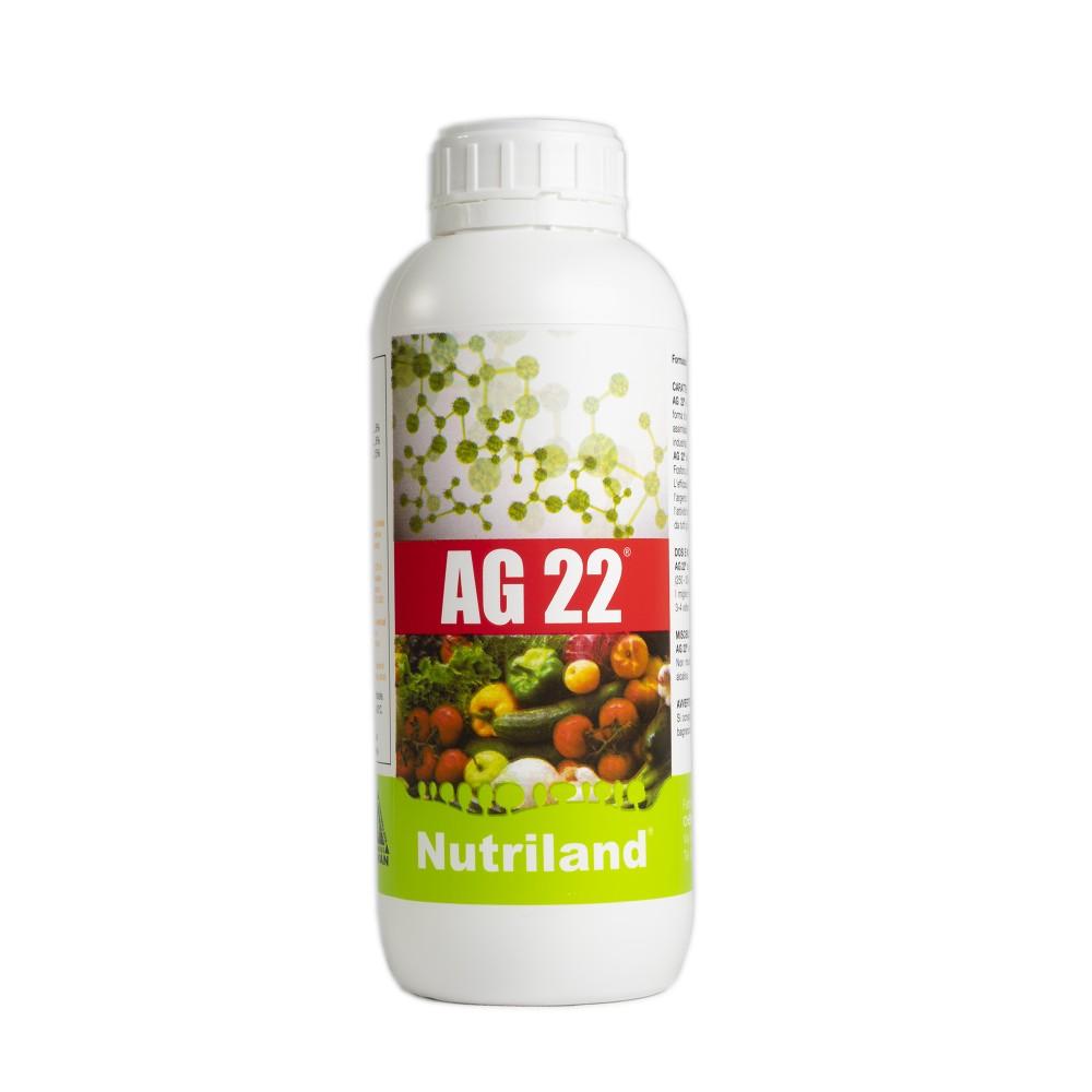 AG 22 Nutriland Concime NP 6-15 Azoto Fosforo Argento 1Kg