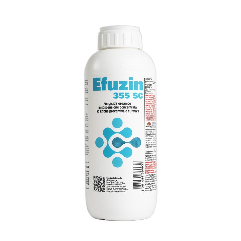 Efuzin 355 SC Sumitomo Fungicida Dodina