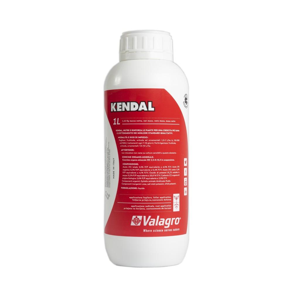 Kendal Valagro Concime Biostimolante NK 1L