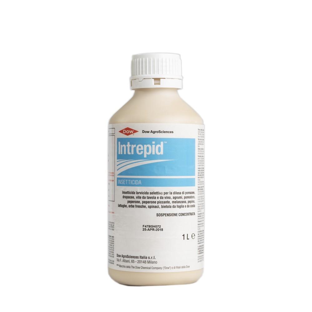 Intrepid Dow Insetticida Metossifenozide 1L