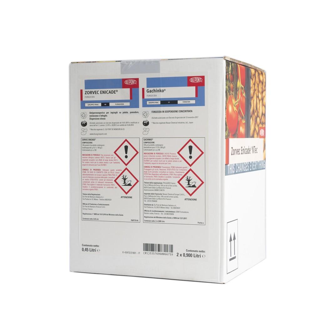 Zorvec Enicade Ntec DuPont Fungicida Peronospora 2,25L