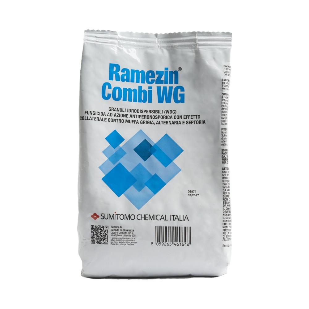 Ramezin Combi WG Sumitomo Fungicida Cimoxanil + Rame