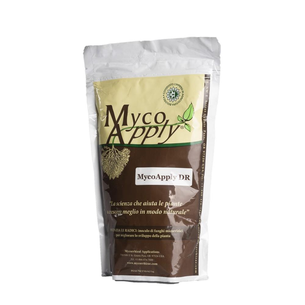 MycoApply DR Micorrize Funghi Micorrizici Glomus Sumitomo 500gr