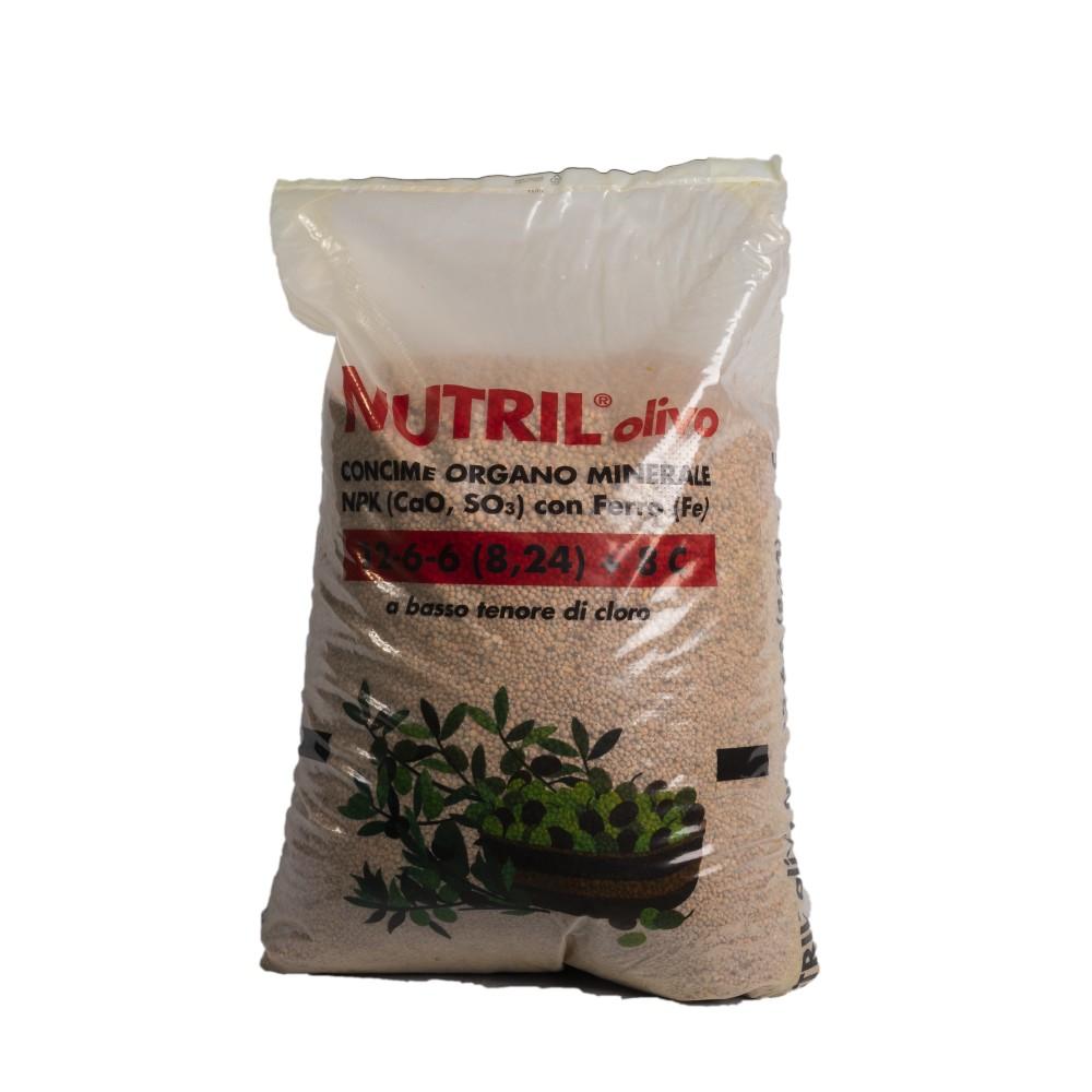 Concime Olivo 12-6-6 concime oliveto 25kg