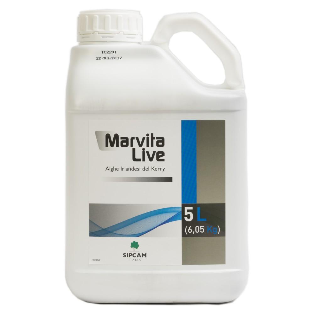 Marvita Live Sipcam Concime Alga Ascophyllum nodosum 5L