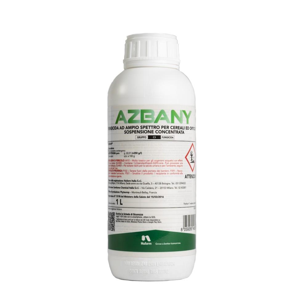 Azbany Sumitomo Fungicida Azoxystrobin (Ortiva)