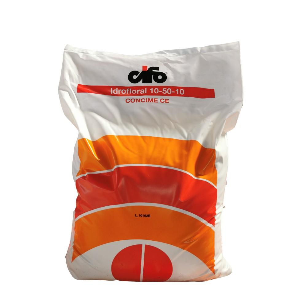 Idrofloral 10-50-10 Cifo Concime con microelementi 10kg