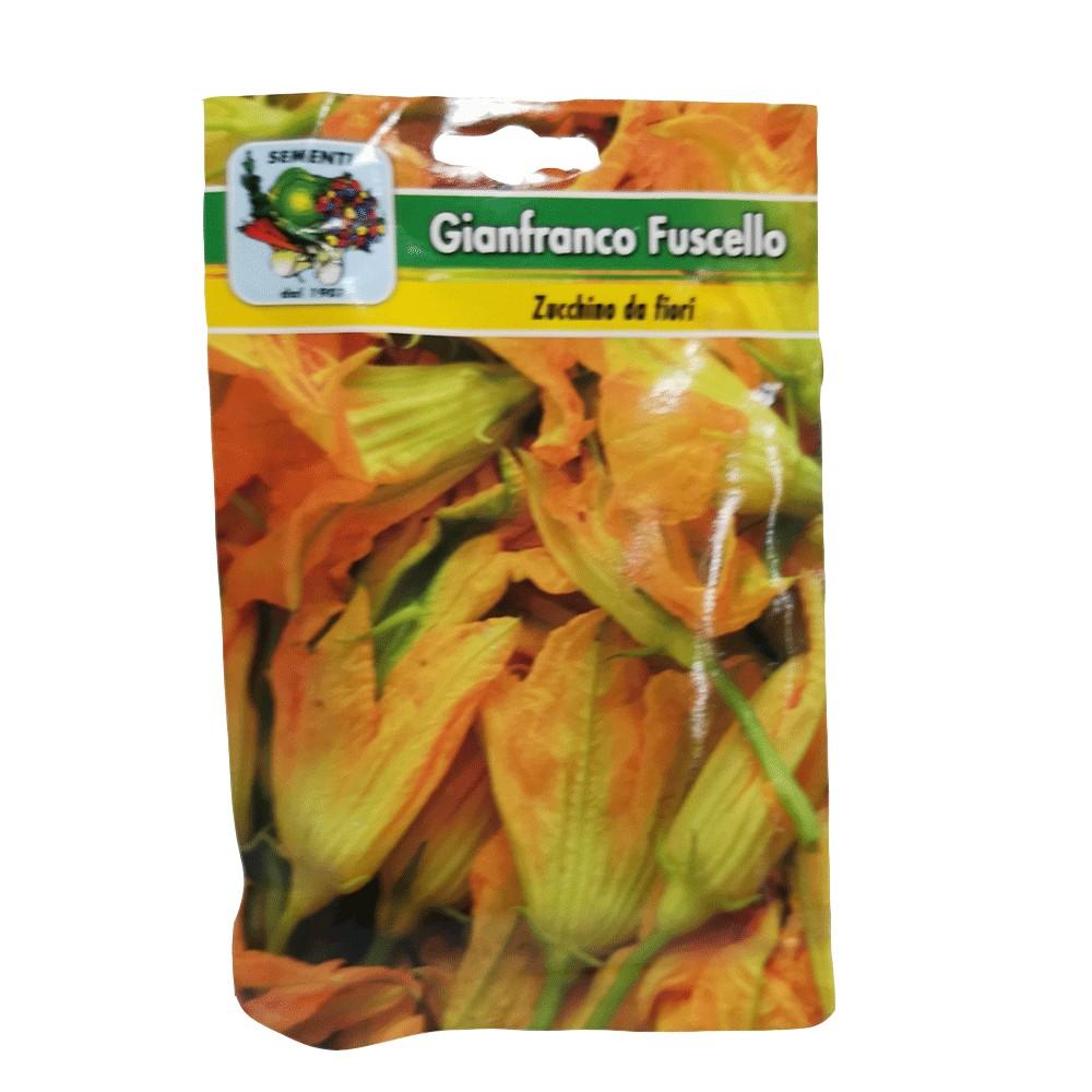 Semi da orto Zucchino da fiori 20gr