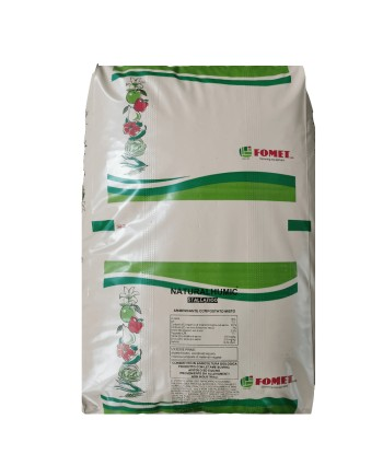 Natural Humic Concime Organico Pellettato Biologico 25kg