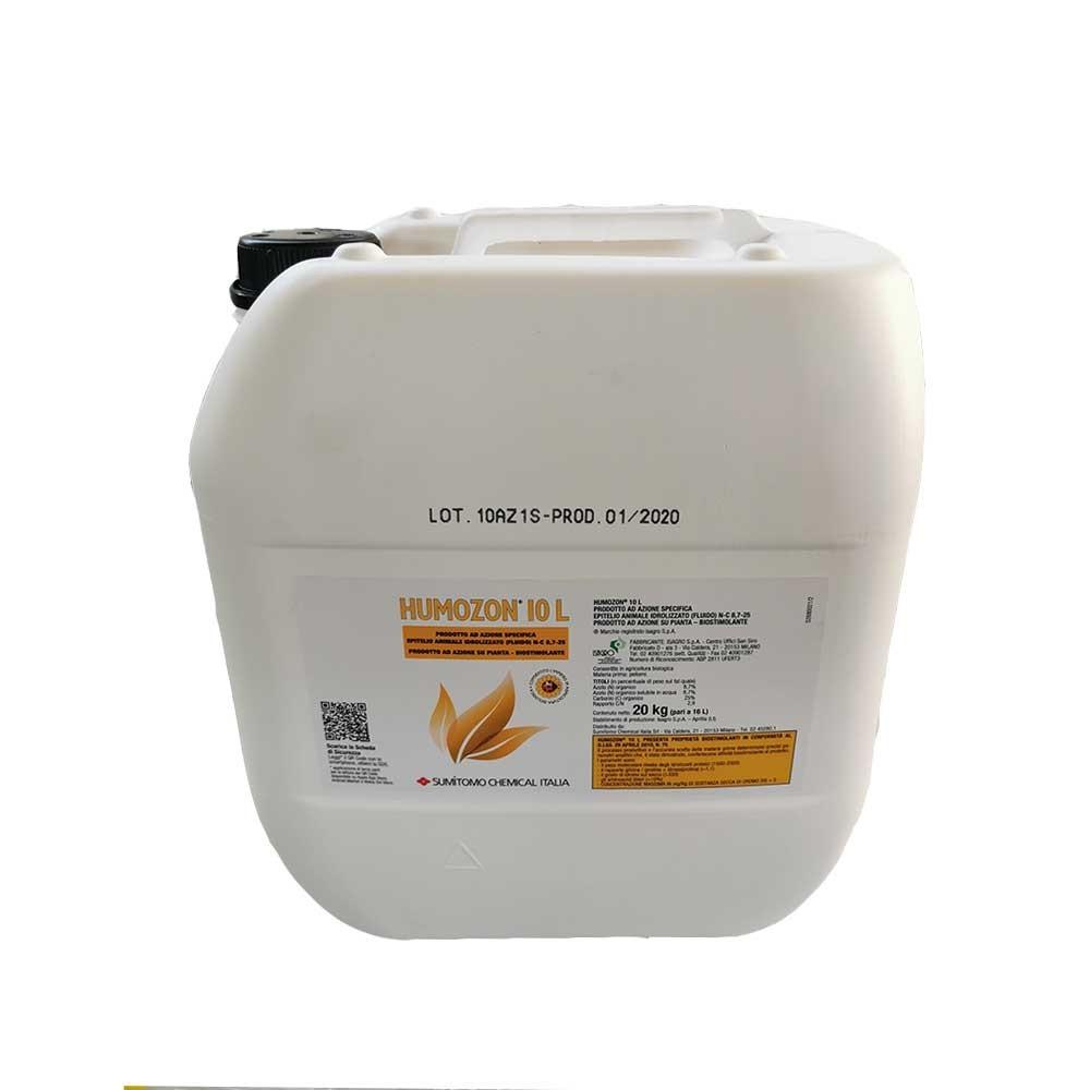 Humozon 10L Sumitomo Biostimolante Biologico 20Kg