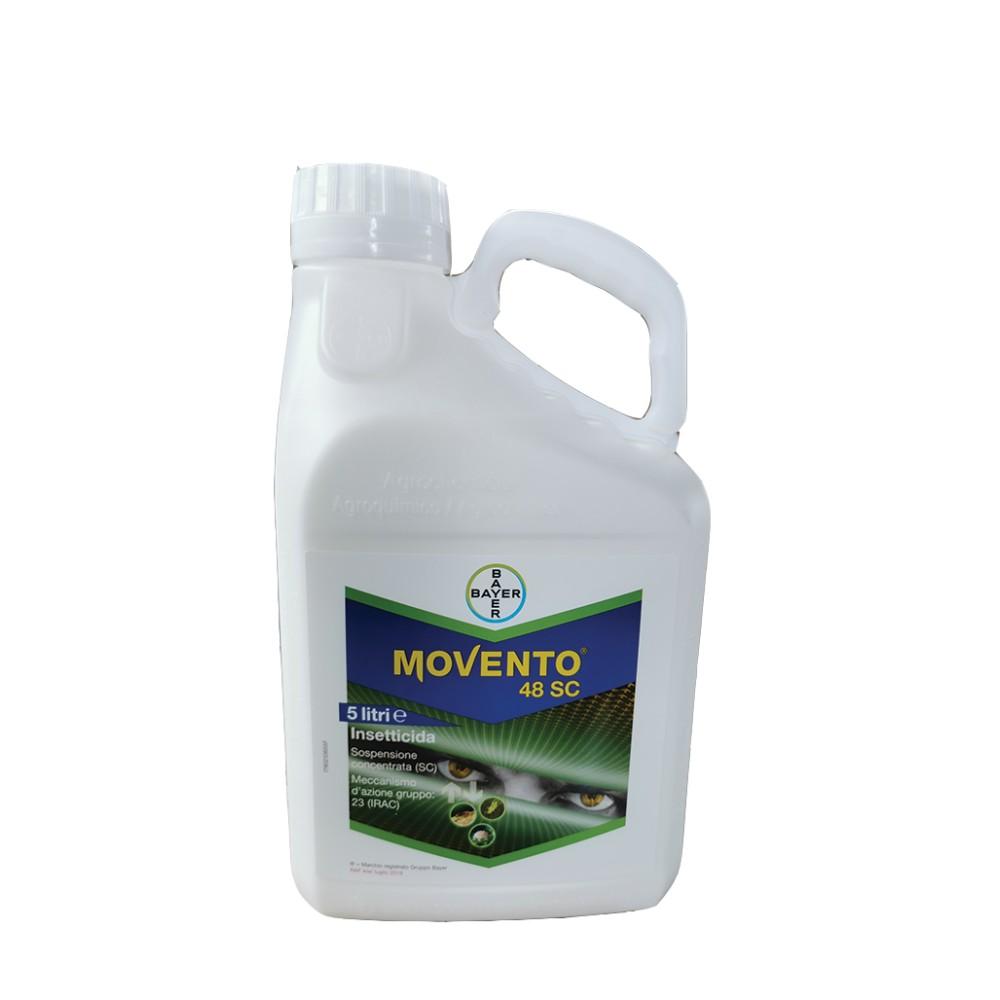 Movento 48 SC Bayer Insetticida Sistemico Spirotetramat 5L