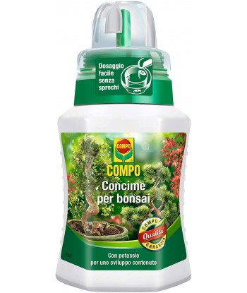 Compo Concime per Bonsai 250ml