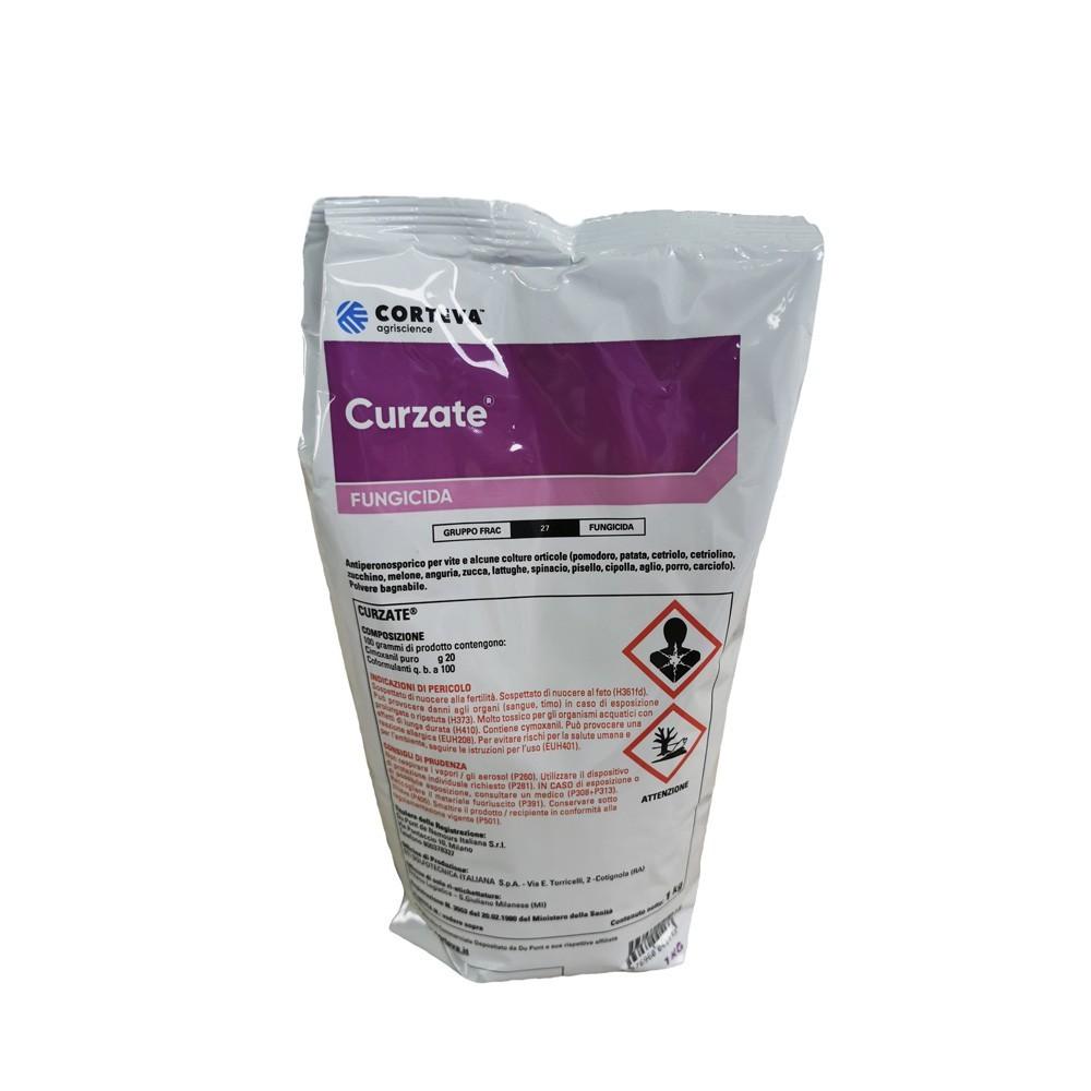 Curzate 20 WP Corteva Fungicida Peronospora Cimoxanil 1kg