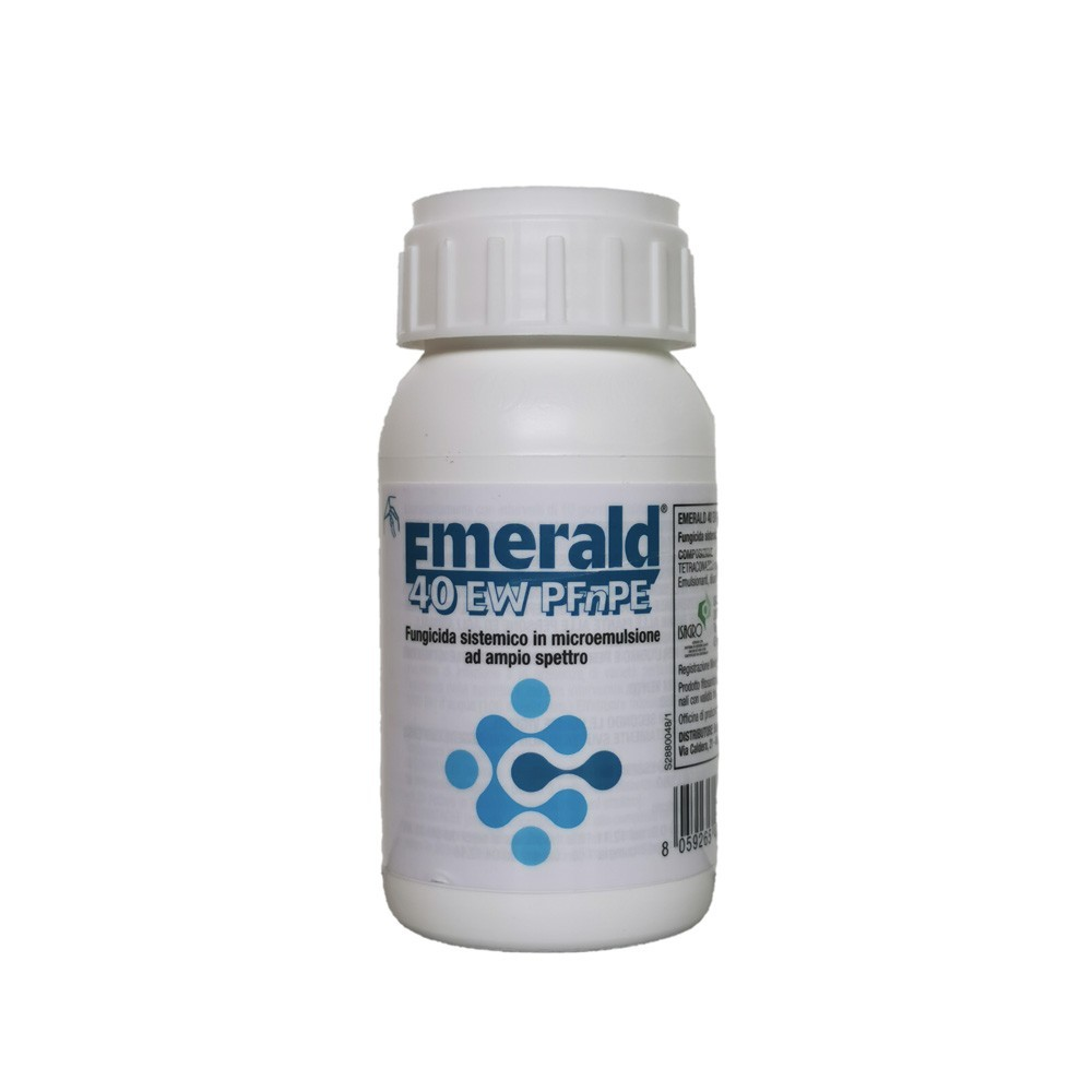 Emerald 40 EW Sumitomo Fungicida Antioidico Tetraconazolo SENZA PATENTINO 250ml